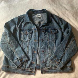Old Navy Jean denim jacket XXL